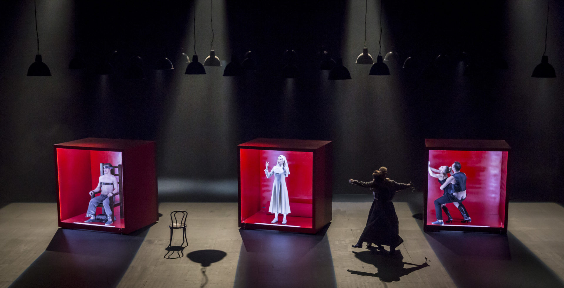 Cheek by Jowl Artistic Directors Declan Donnellan and Nick Ormerod discuss the design process