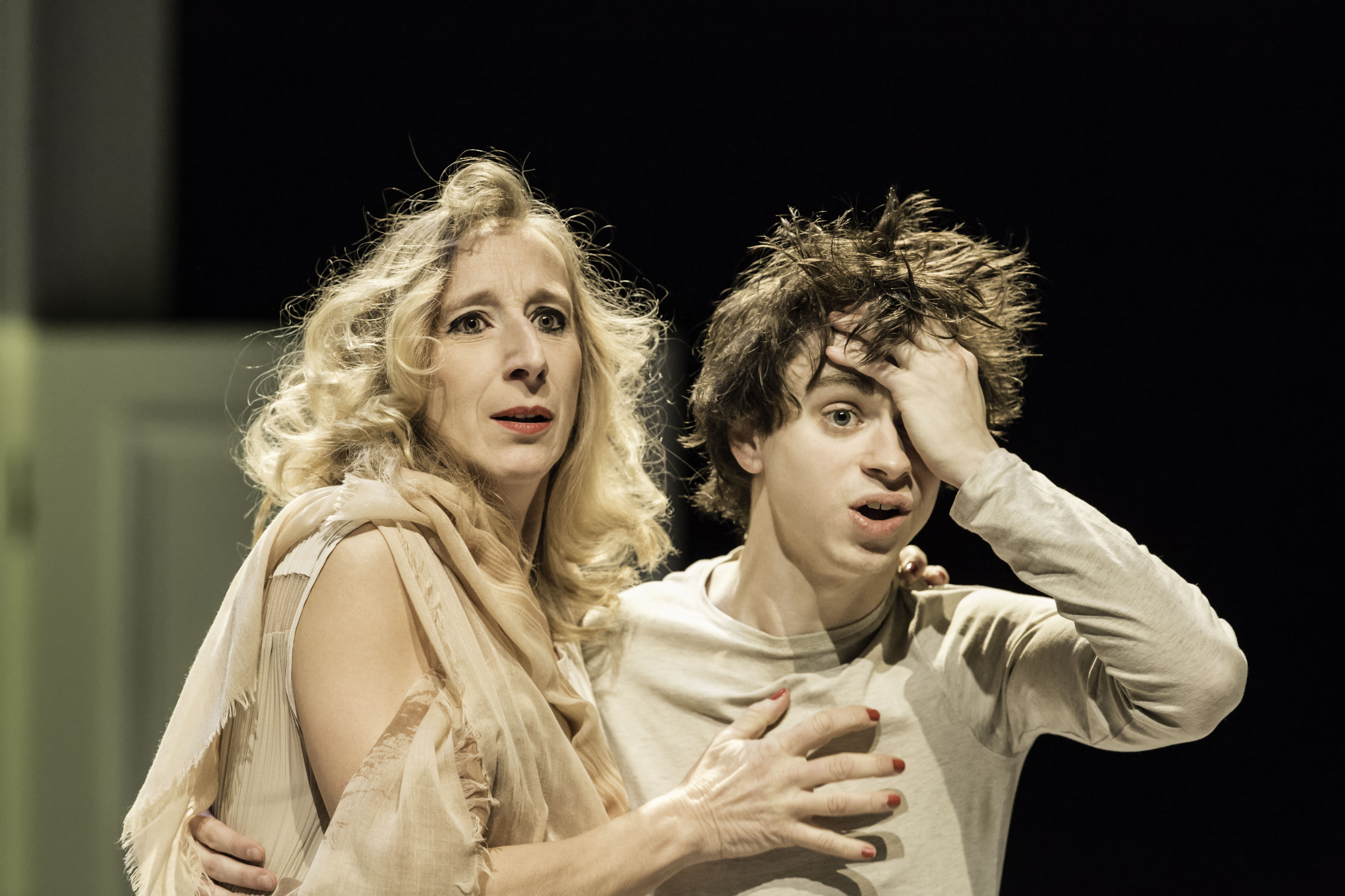 Cecile Leterme and Sylvain Levitte