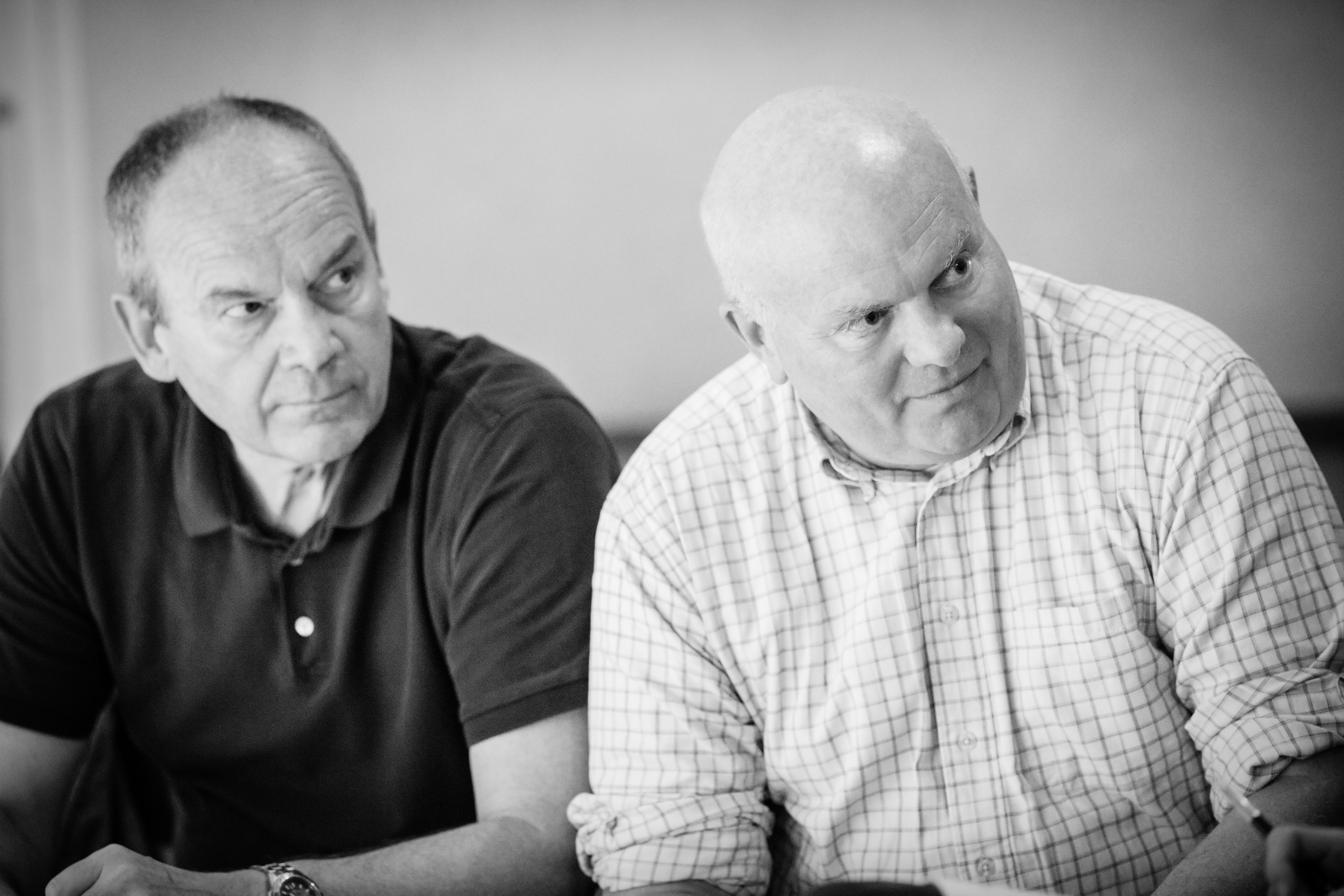 Declan Donnellan and Nick Ormerod