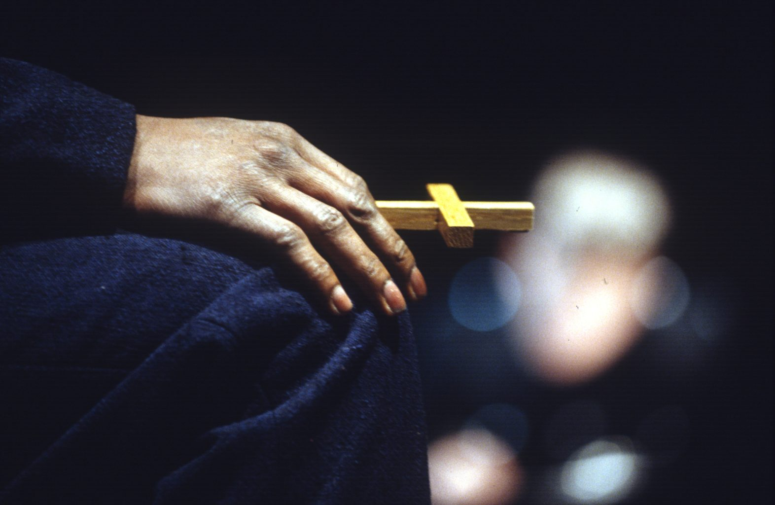 Measure for Measure 1994 colour production photography (copyright John Haynes)