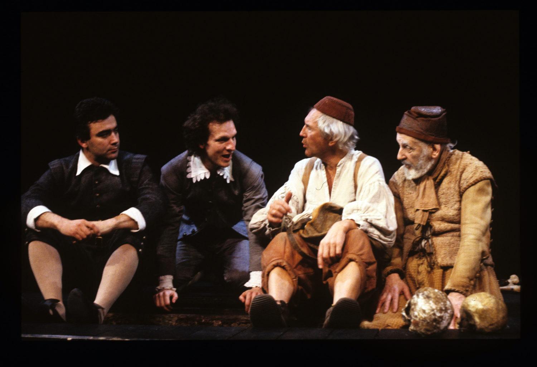 Hamlet colour production photography (copyright John Haynes)
