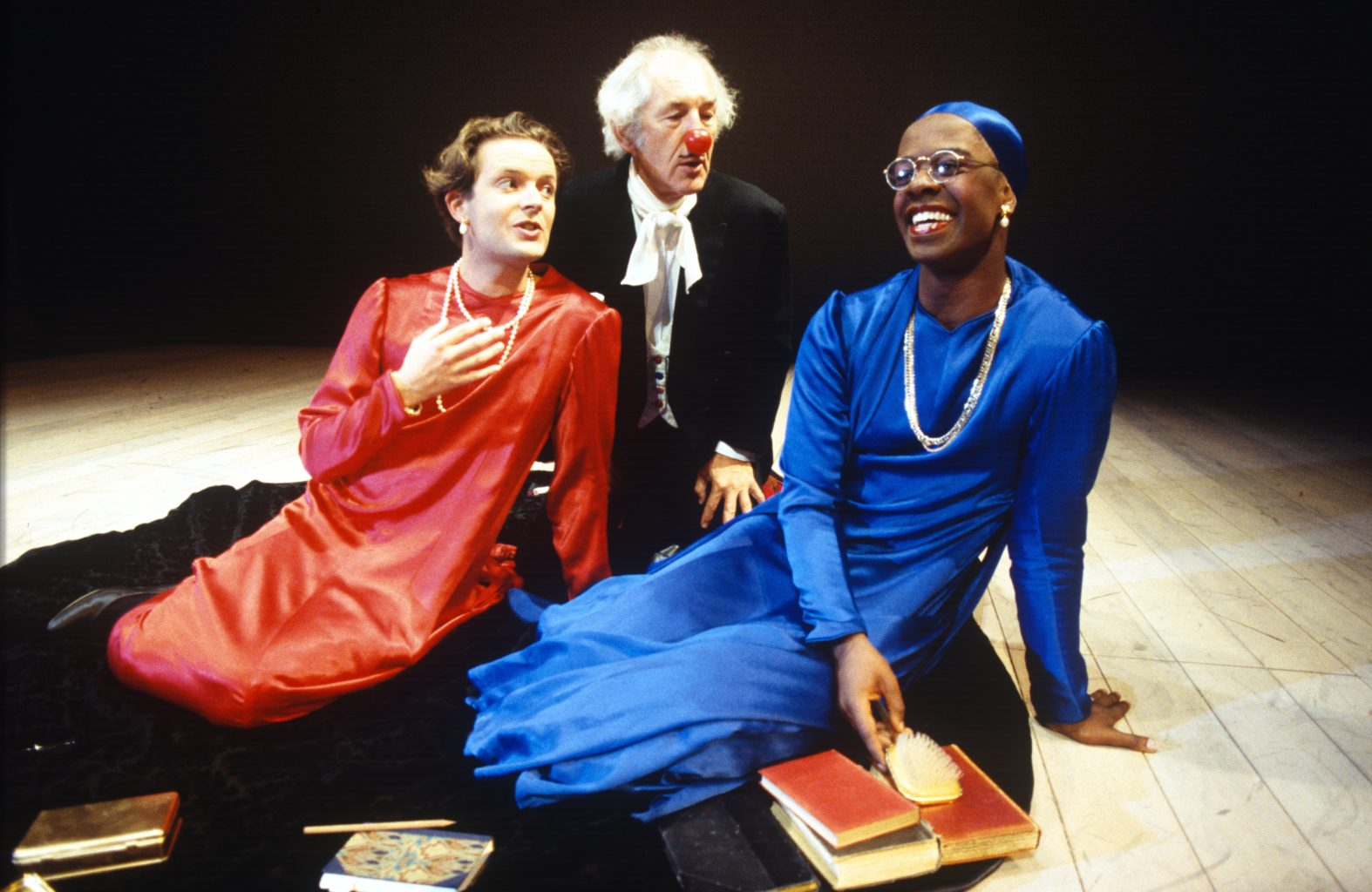 As You Like It (1994-1995) colour production photography (copyright John Haynes)