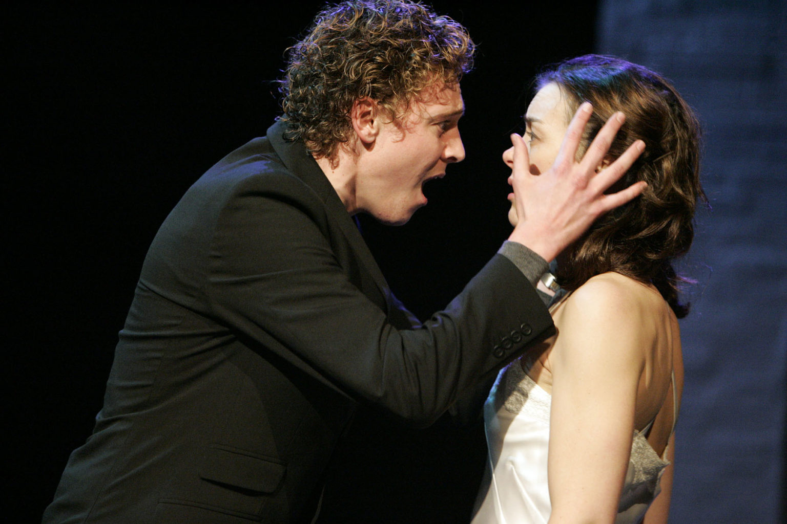 Olivia Williams, Tom Hiddleston and Will Keen talk about their roles in the Changeling