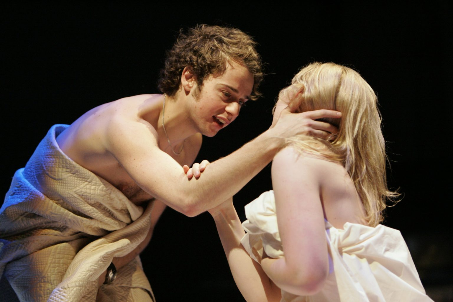 Troilus and Cressida production photography (copyright Keith Pattison)