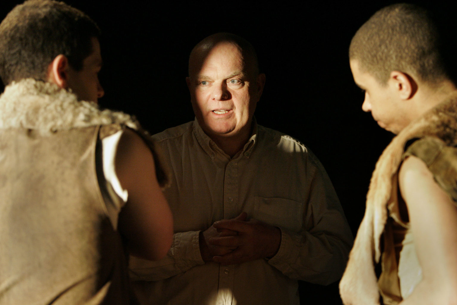 Declan Donnellan talks to Olivia Williams about directing Cymbeline