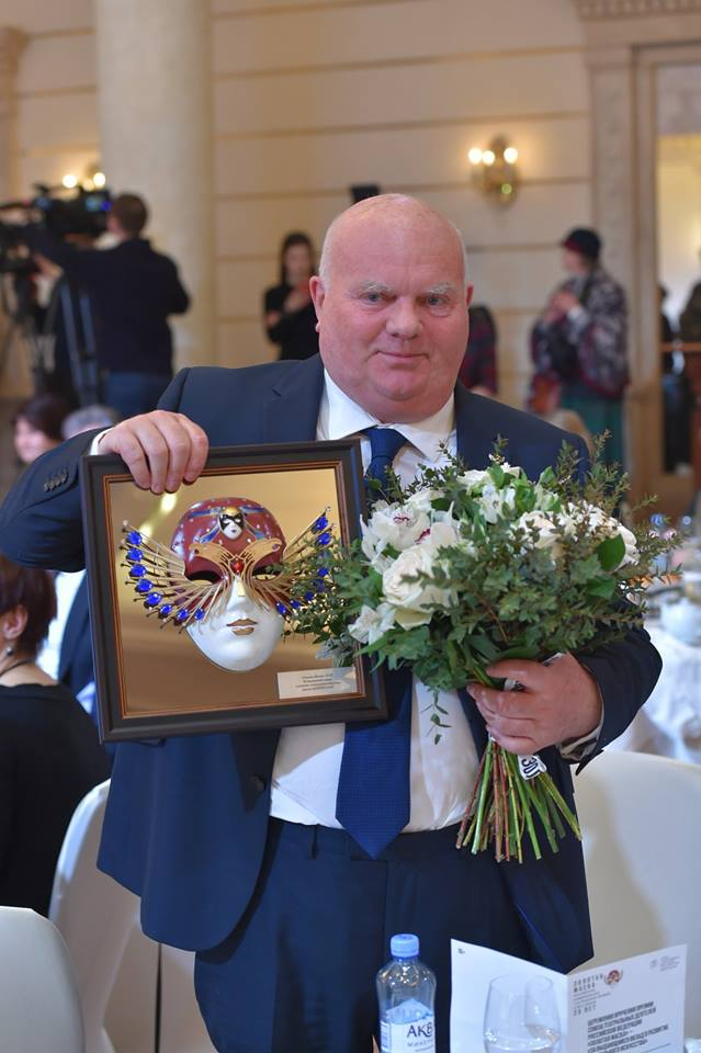 Declan Donnellan awarded Special Golden Mask