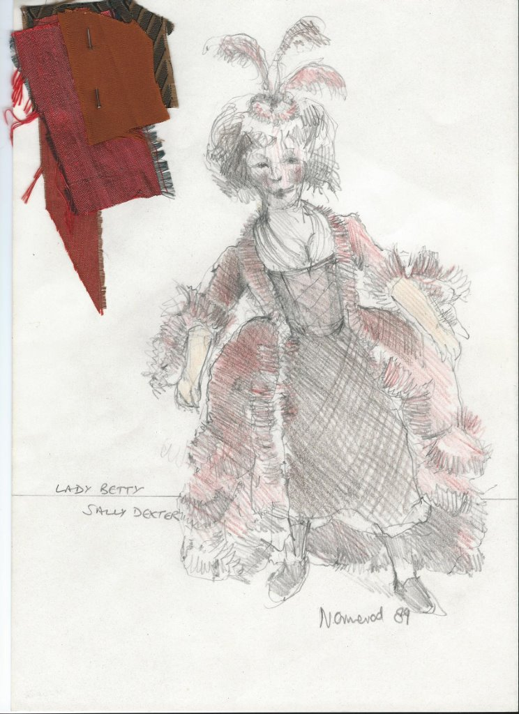 Lady Betty
