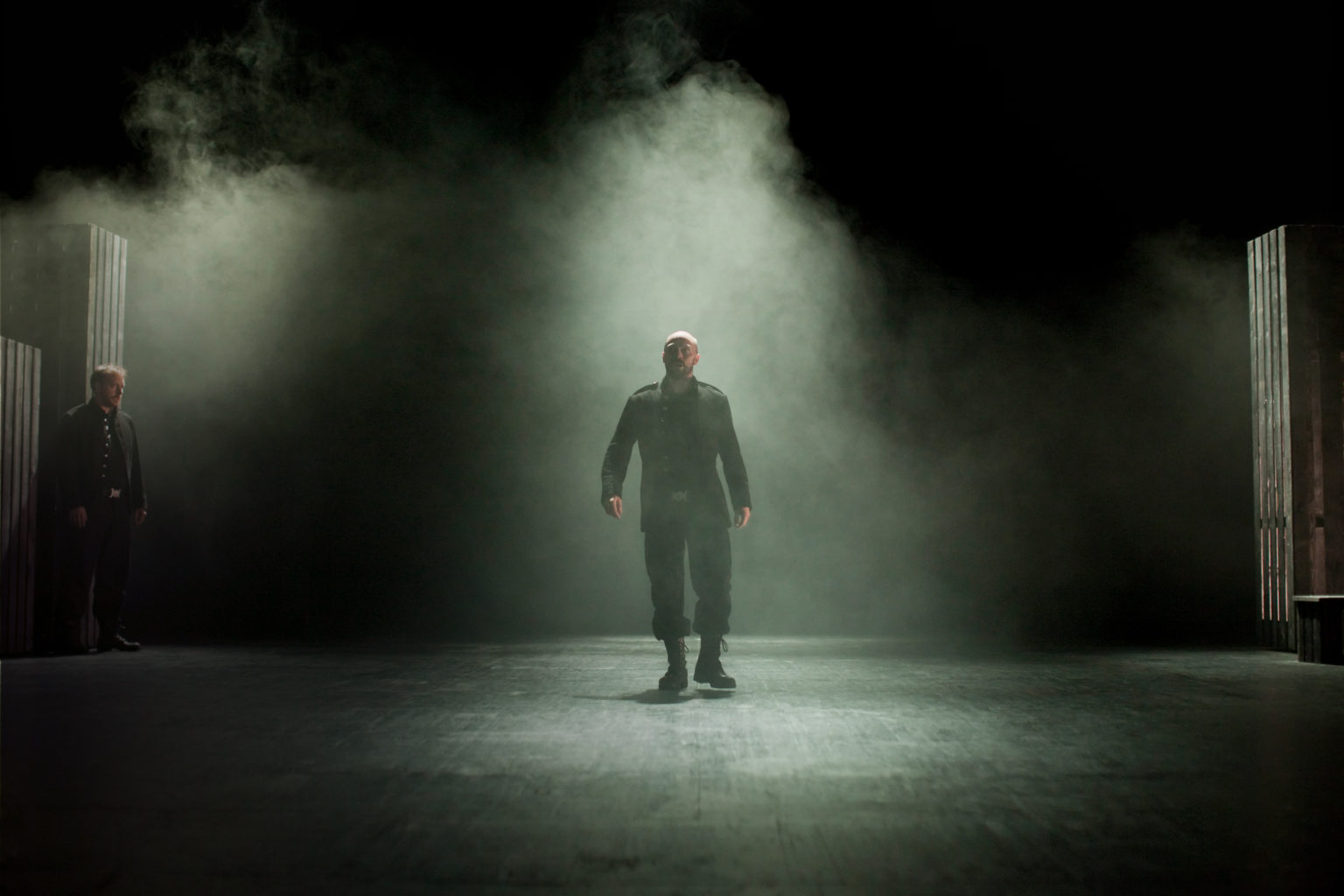 The production programme for Cheek by Jowl's production of Macbeth, 2010