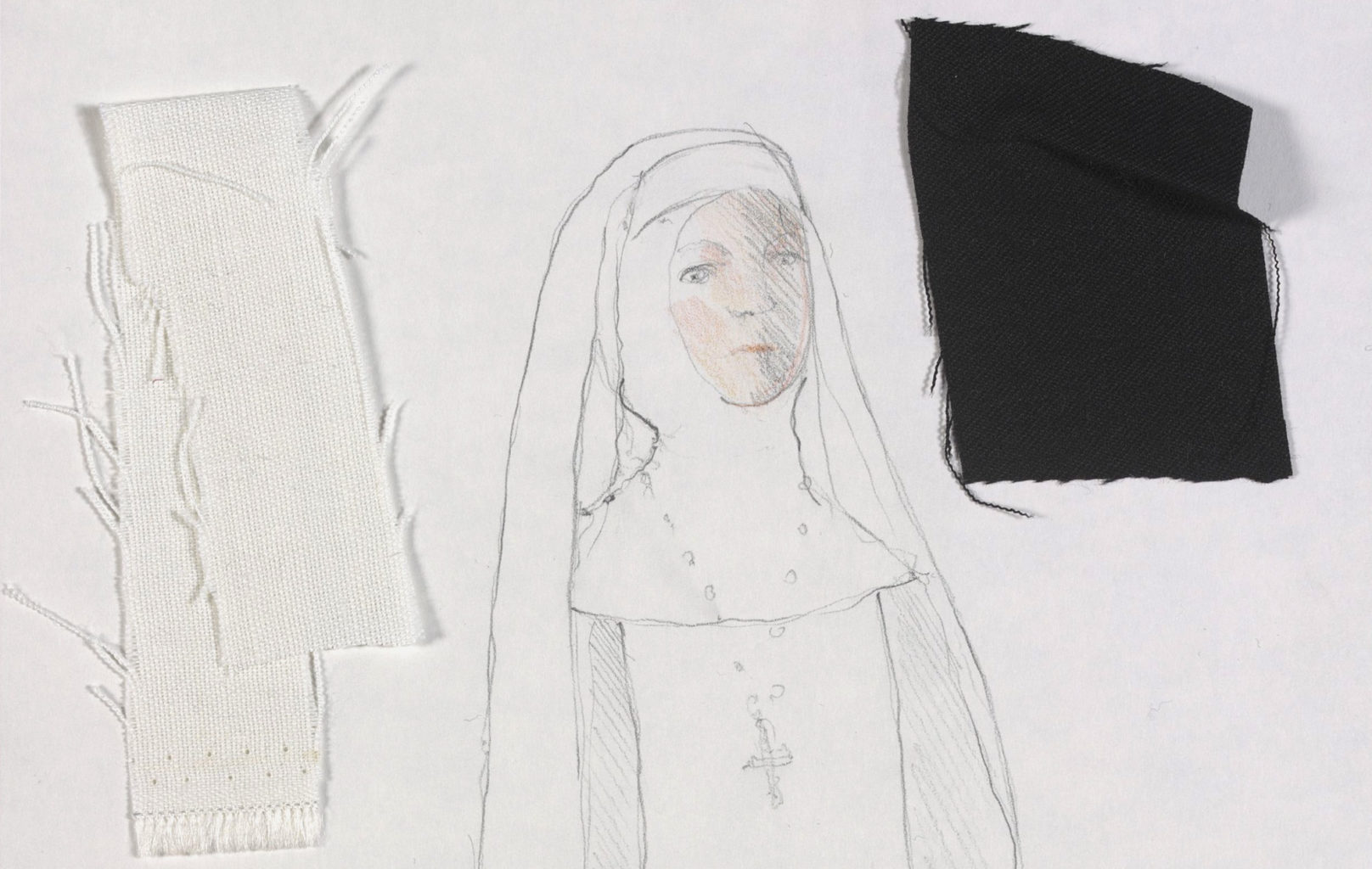 Nick Ormerod's costume designs for Measure for Measure (1994) (copyright Nick Ormerod)
