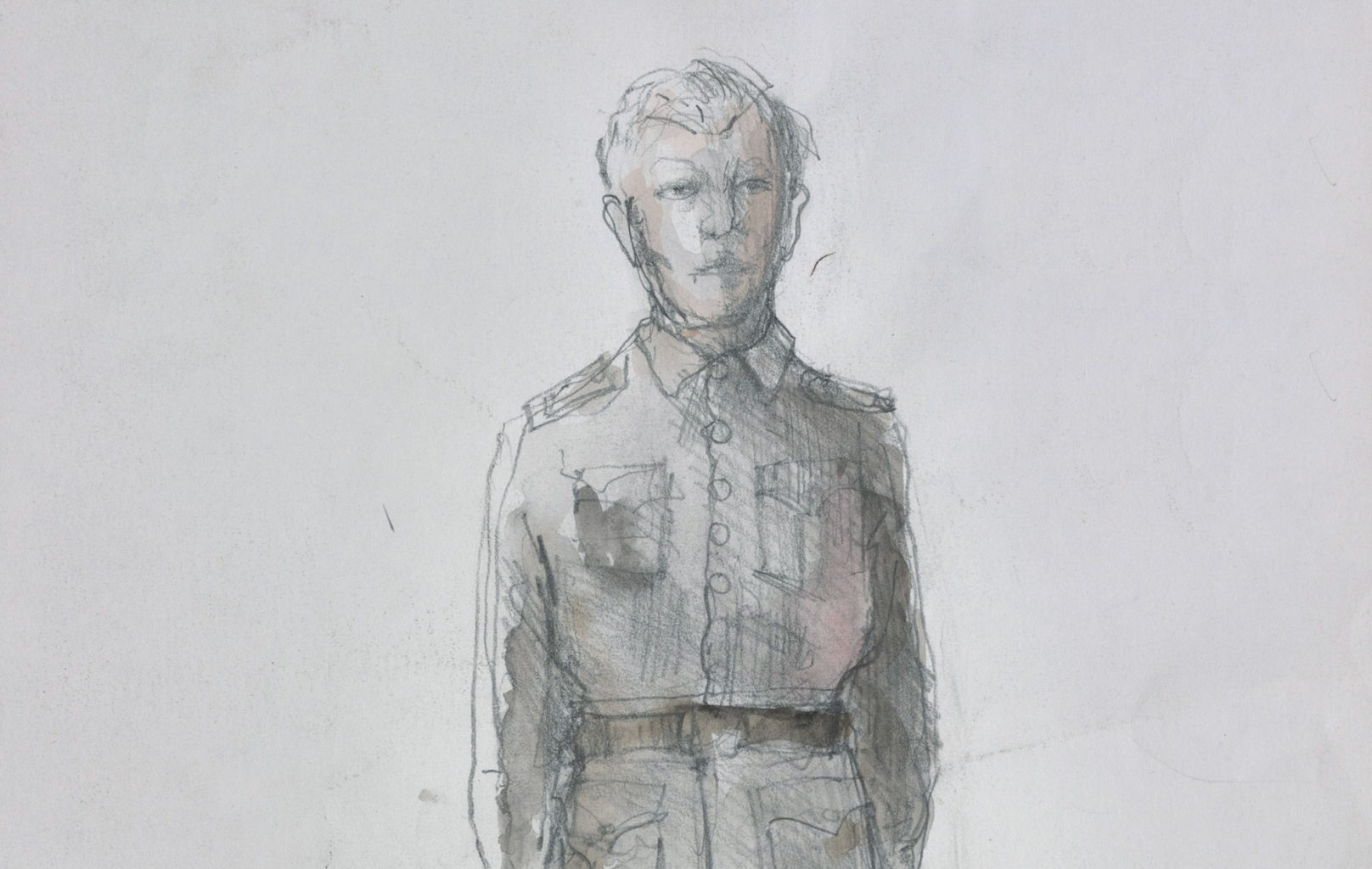 Costume design for Othello 1982-1983 (copyright Nick Ormerod)
