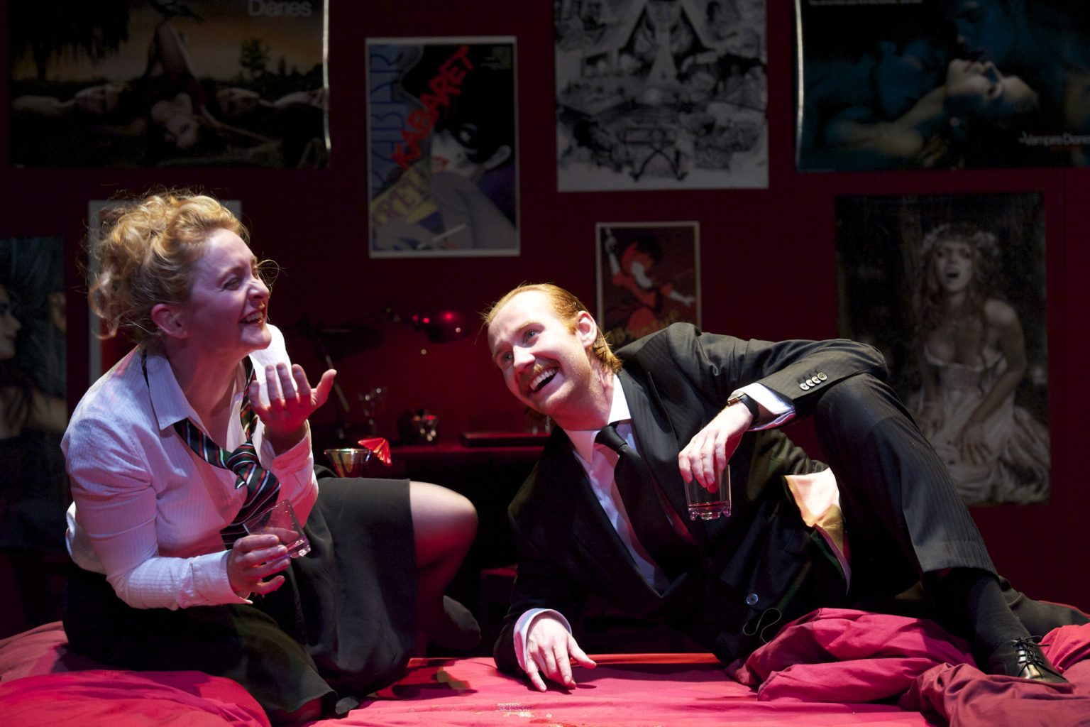 'Tis Pity She's A Whore (2011-2012) colour production photography (copyright Manuel Harlan)
